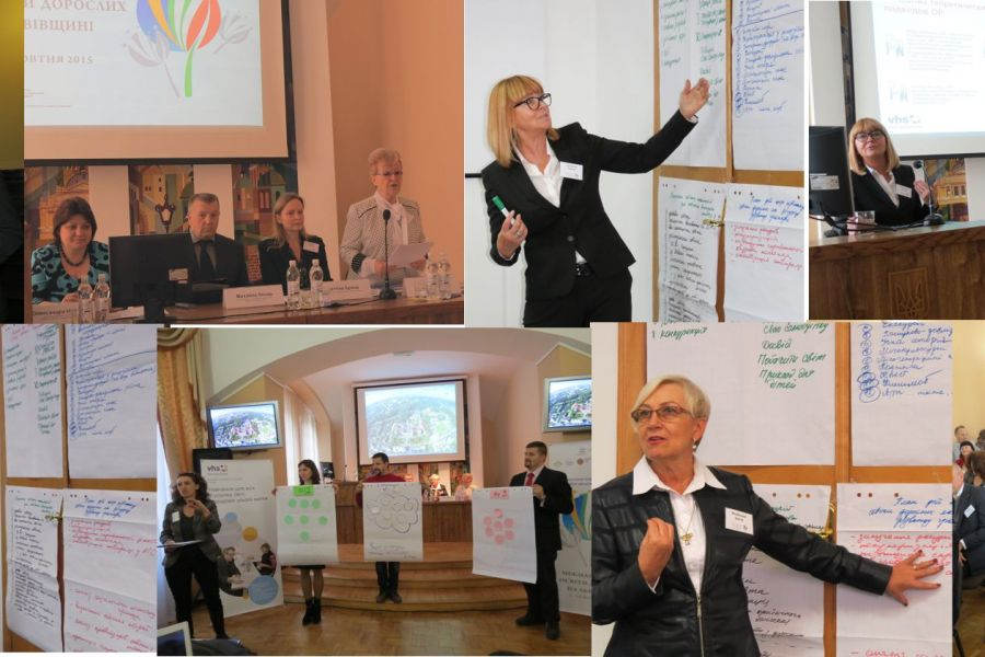 "Forum ""Adult Education as a resource for local development"""