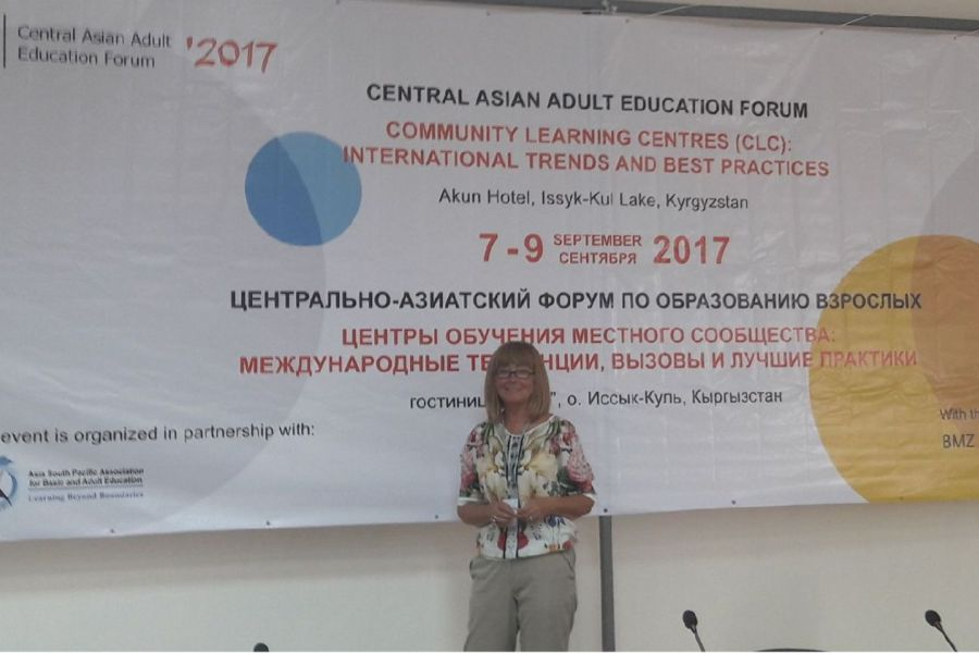 Central Asian Adult Education Forum 2017
