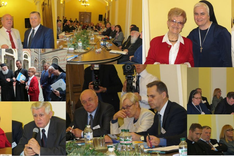 "Round table ""Religious denominations and adult education: traditions, values and challenges"""