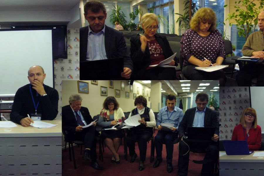 Board meeting of the Ukrainian Adult Education Association